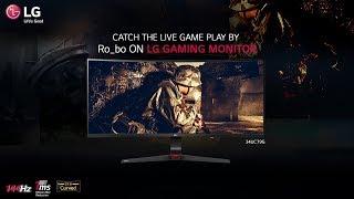 Rainbow Six : Siege Livestream - LG Ultrawide Monitor Experience with Ro_bo