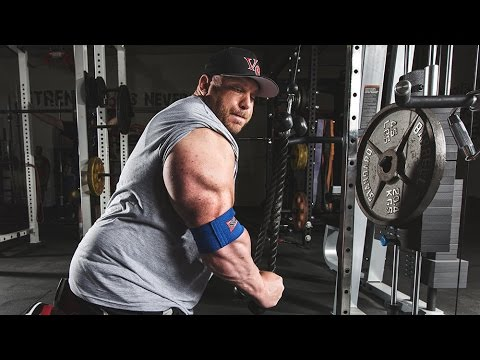 Eric Spoto Benches with Mark Bell and Silent Mike