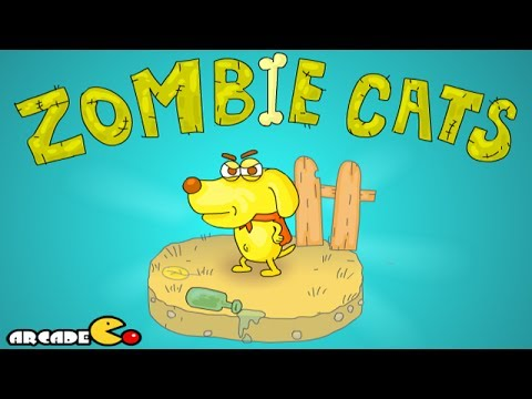 Zombie Cats Walkthrough - Point and click Game
