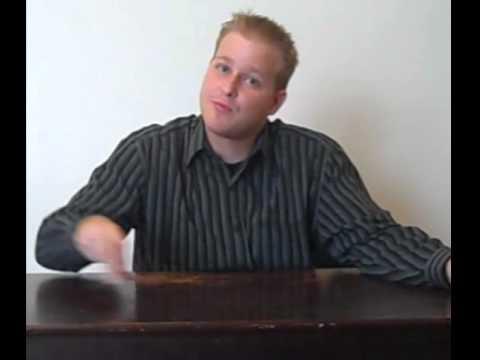 Hinterview Tips - Biggest Weakness: Public Speaking