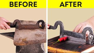 RESTORATION IDEAS to take your old thing to another era