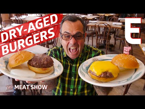Is This Dry-Aged Patty America's Best Burger? — The Meat Show