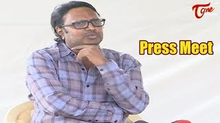 Director Gunasekhar Controversy Press meet on Nandi Awards 2017