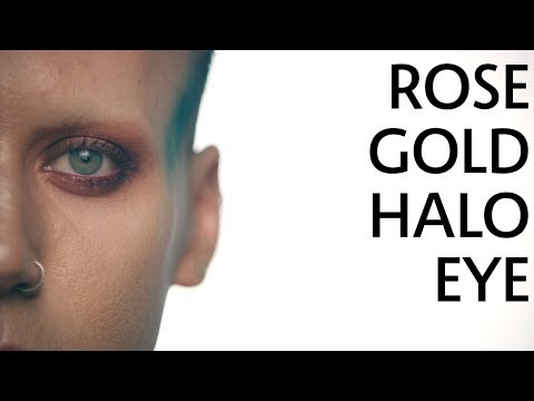 Get Ready With Me: Rose Gold Halo Eye   Sephora