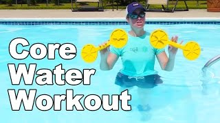 Water Workout for Your Core (Aquatic Therapy) - Ask Doctor Jo