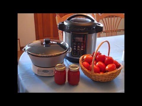 Ball Jam & Jelly Maker - Pizza Sauce Recipe