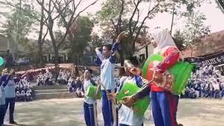 Download Yel yel 12 Ipa 1 The Avengers - SMA negeri 1 Pasawahan Video