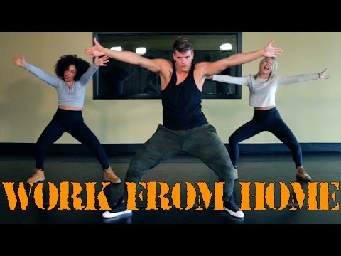 Fifth Harmony - Work From Home | The Fitness Marshall | Cardio Concert