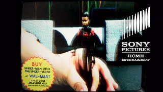 Download SPIDER-MAN: INTO THE SPIDER-VERSE- Walmart Blu-ray 80's Throwbaction Figure Commercial Video