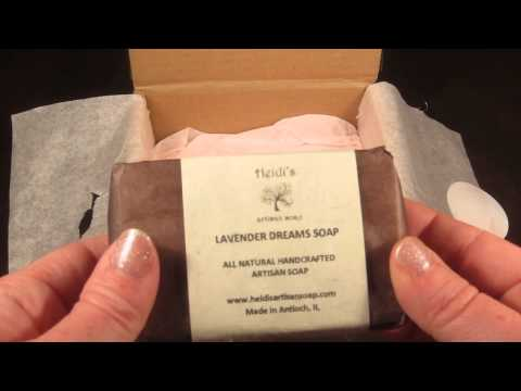 Sudsy Box - Coupon - Giveaway - Soap Subscription Box