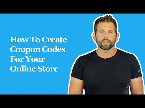 How To Create Coupon Codes For Your Online Store