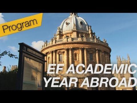 EF Academic Year Abroad - 11 min (adults, 16+)