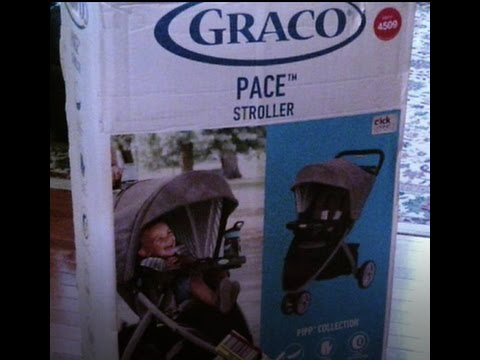 Unboxing Graco Pace Stroller