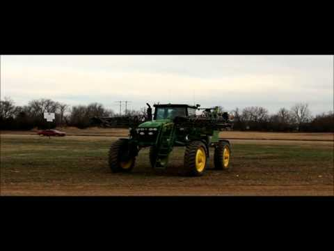 2008 John Deere 4830 self-propelled sprayer for sale | sold at auction March 11, 2015