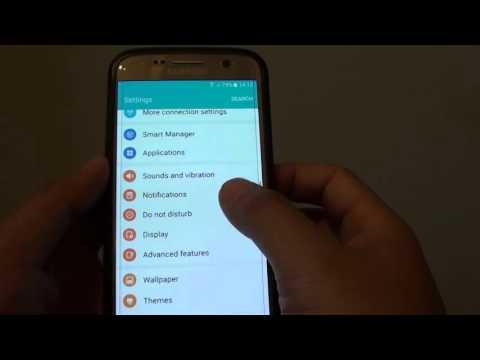 Samsung Galaxy S7: How to Change Keyboard Feedback Vibration Intensity