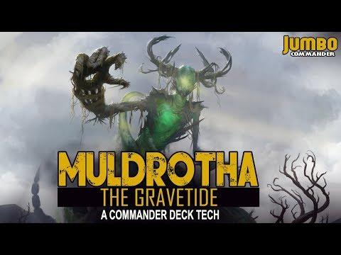 Muldrotha the Gravetide Commander Deck Tech