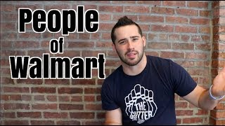 People Of Walmart Pt 10