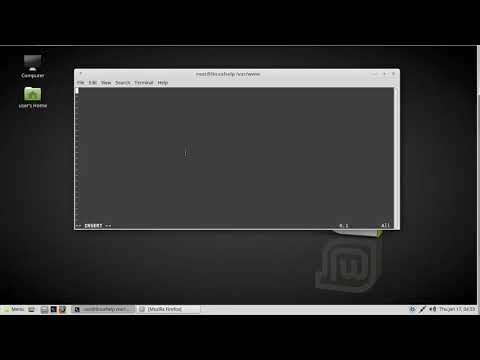 How to restrict particular file types in Apache directory in Linux Mint 18.3