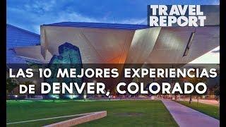 Download 10 Experiencias únicas en Denver, Colorado Video