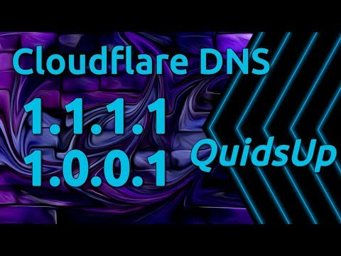 Cloudflare Have Launched a DNS Service