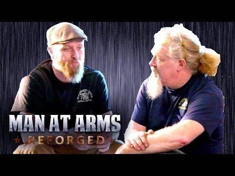 Ask A Blacksmith - Kerry - MAN AT ARMS: REFORGED