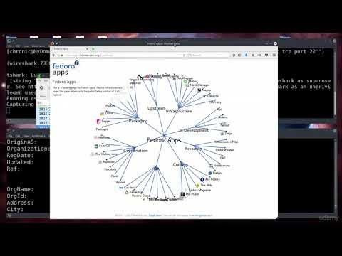Monitor VPN server traffic