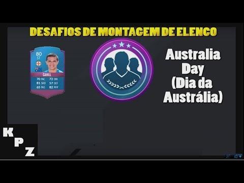 FIFA 17 - DME TIM CAHILL - Dia da Austrália (Australia Day)