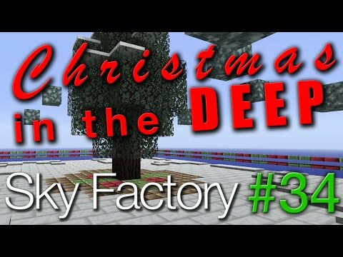 Christmas in the Dark (Sky Factory #34)