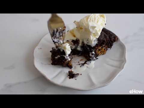 Skillet Brookie: Half Brownie Half Cookie Recipe