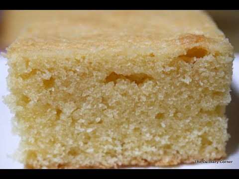 Frangipani (Almond) Slice- Episode 1234