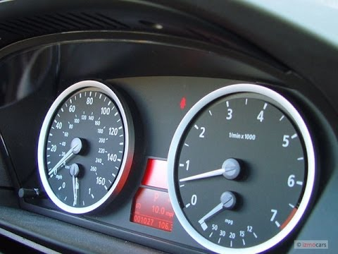 How To: Reset BMW Service/Warning Lights