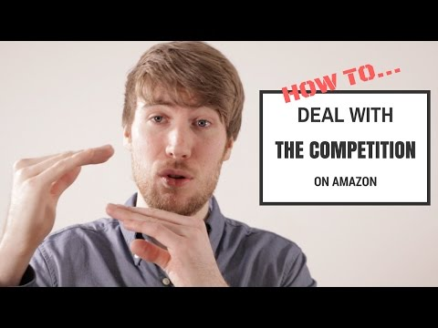 PRICE WARS!! ...How to deal with the competition on Amazon