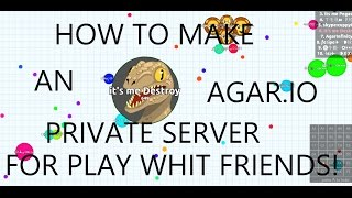 agar io privateserver with bots getplaypk the fastes