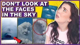 Have You Noticed The Faces In The Sky Lately?