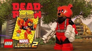 LEGO Marvel Superheroes 2 - Universal Monsters Custom Characters