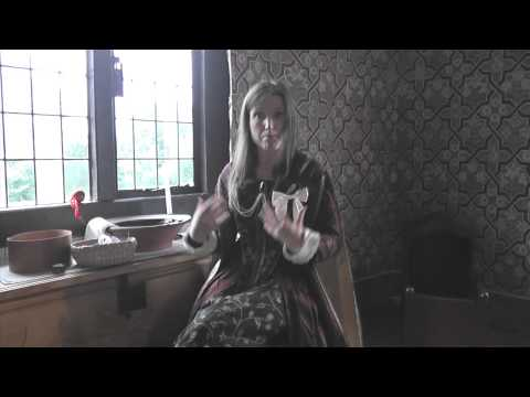 How the Tudors used Lavender at Blakesley Hall - Part 1