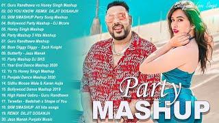 Punjabi Mashup 2021 | Hits Of Yo Yo Honey Singh,Diljit Dosanjh,Badshah,Guru Randhawa,Jass Manak