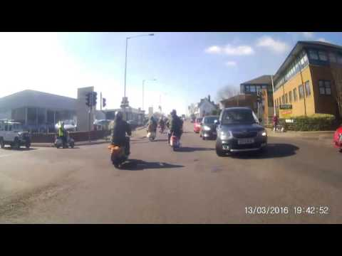 EAST LONDON SCOOTER CLUB