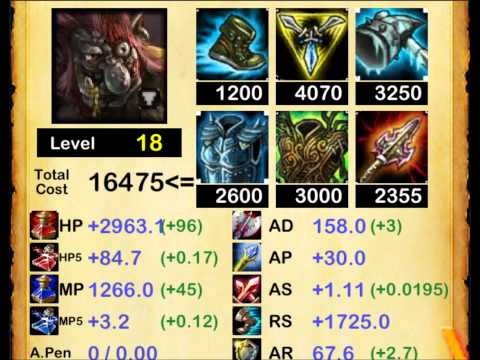 Trundle Build Guide