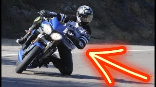 How To Ride An Unfamiliar Road with Confidence | Motorcycle Cornering Tips