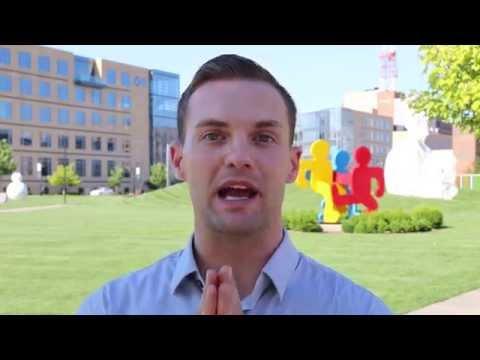 Foster Care and Adoption Keynote Speaker Travis Lloyd (intro for Detroit, MIchigan)