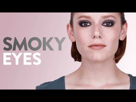 How To Apply Smokey Eye Makeup?