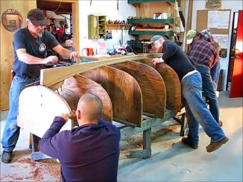 Building the Acorn Dinghy