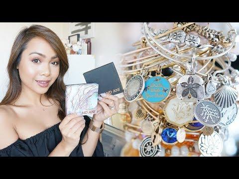 ALEX AND ANI Bangle Bracelets Collection