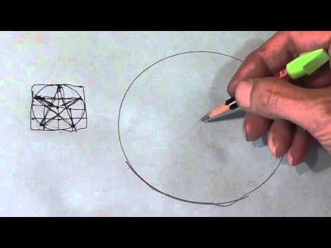Drawing a Perfect 5-pointed-STAR Pentagram