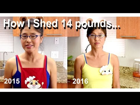 14 pounds,12 months & anti inflammation diet (지루성 피부염 완치)