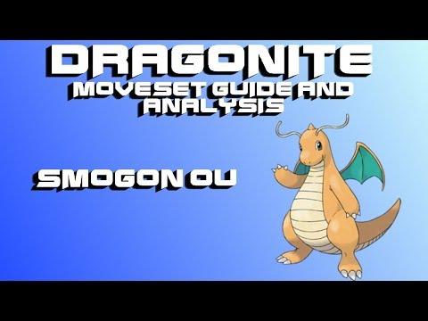 Moveset Guide and Analysis: Dragonite [Pokémon Ultra Sun and Pokémon Ultra Moon]