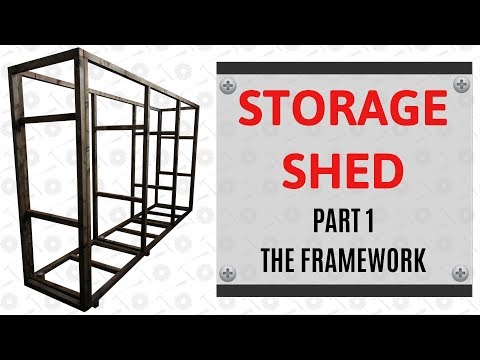Building A Shed - Its A Lot Easier Than You Think
