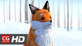 "CGI Animated Short Film ""The Short Story of a Fox and a Mouse"" by ESMA 