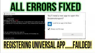 Forza Horizon 3 1809 Crack Fix Crach Down Close Kapanma